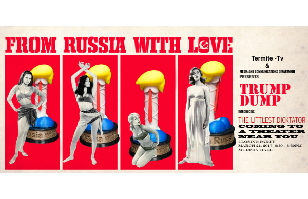 From Russia with Love by Alan Powell