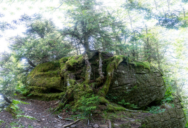 Hunter Rock by Alan Powell
