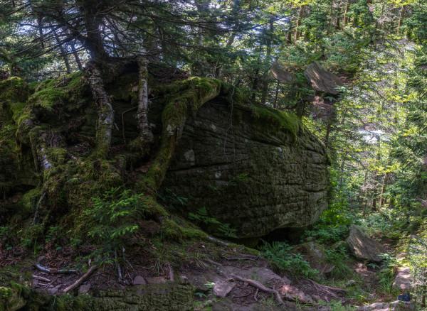 Hunter Rock 3 by Alan Powell