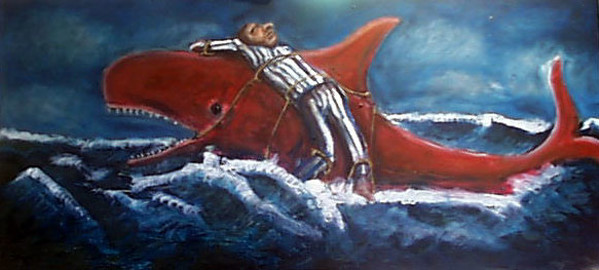 Myth of the Red Whale by Alan Powell
