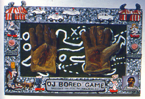 OJ Bored Game by Alan Powell