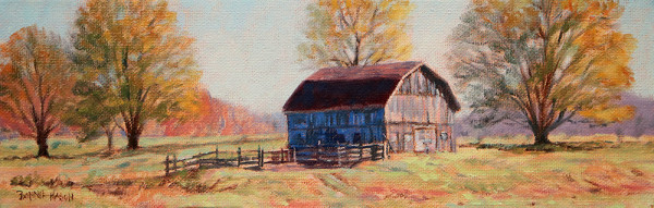 Autumn's Touch by Bonnie Mason