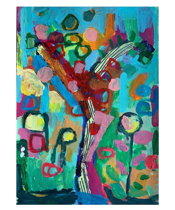 Blossom by Liz Foster