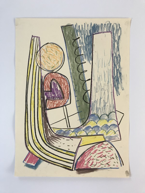 Landscape Forms III by Liz Foster