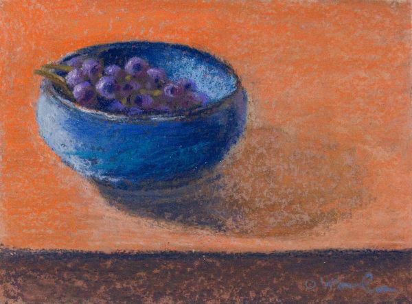 Grapes by Brenna O'Toole