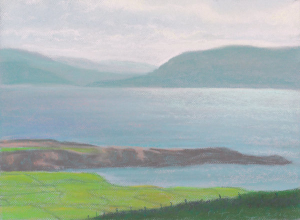 Dingle on a Sunny Day by Brenna O'Toole