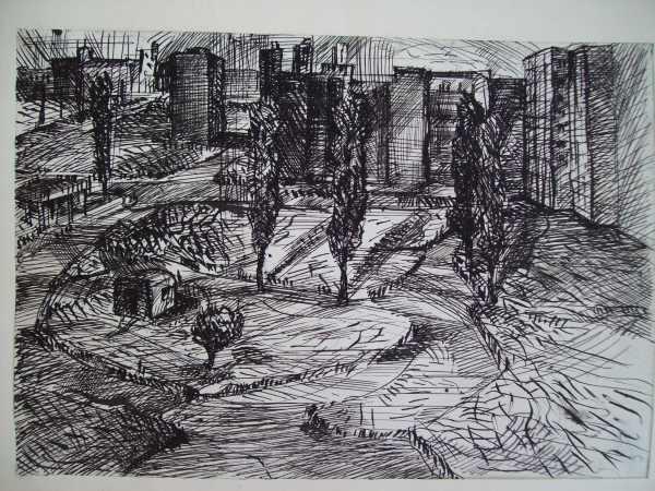 Trakia Blocks of flats by Gallina Todorova