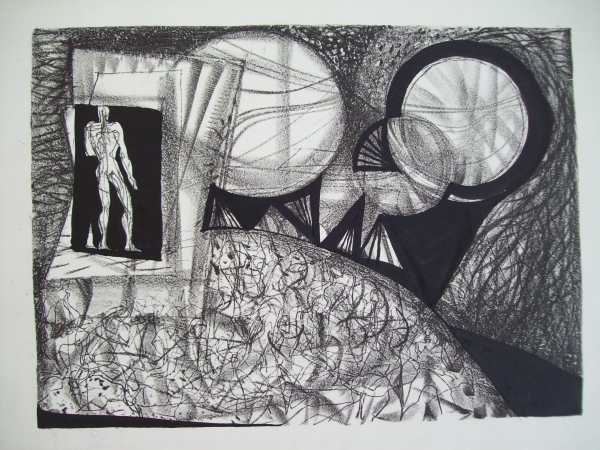 Universe by Gallina Todorova