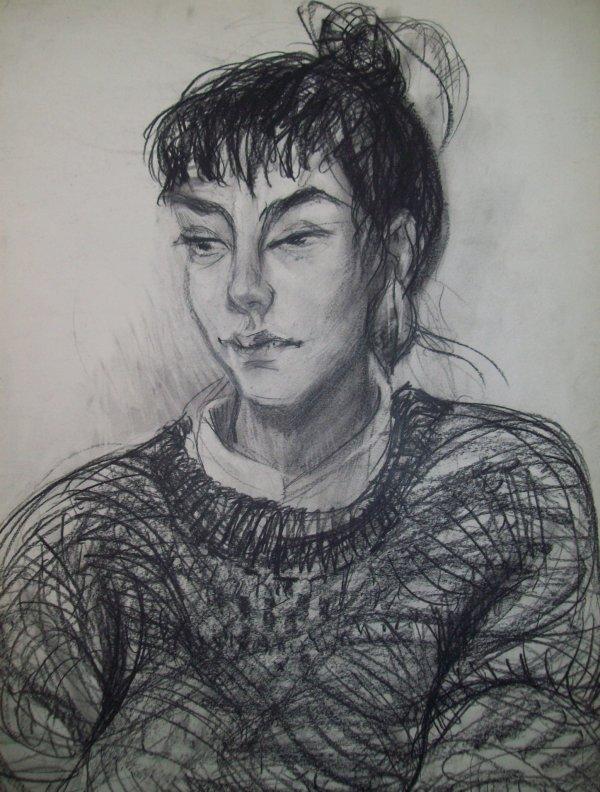 Rumyana Popova by Gallina Todorova