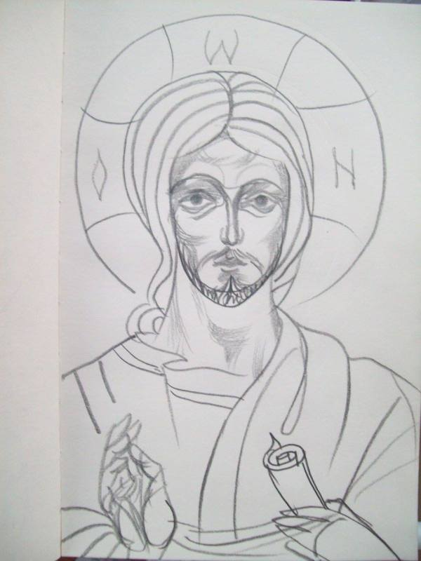 11 - Jesus Christ by Gallina Todorova