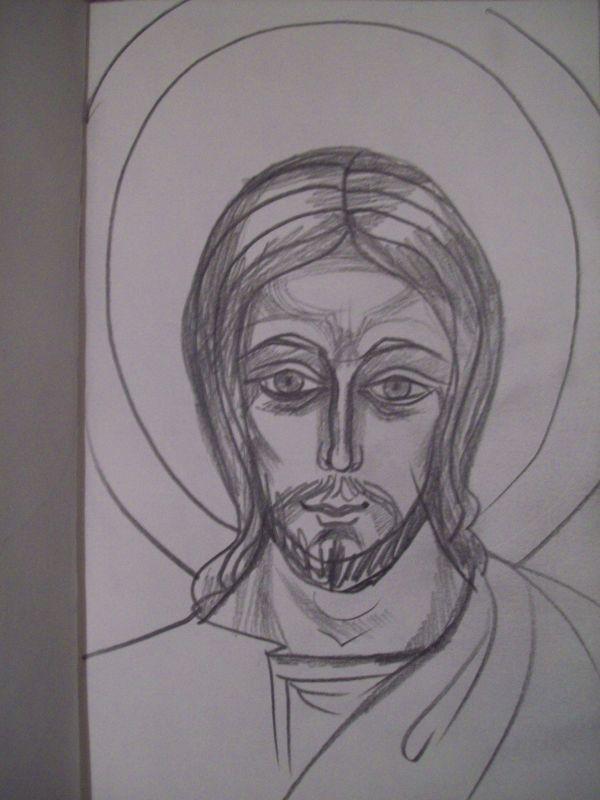 13 - Jesus Christ by Gallina Todorova