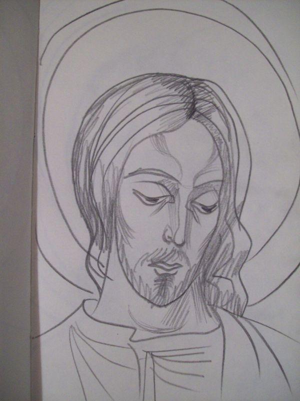 14 - Jesus Christ by Gallina Todorova