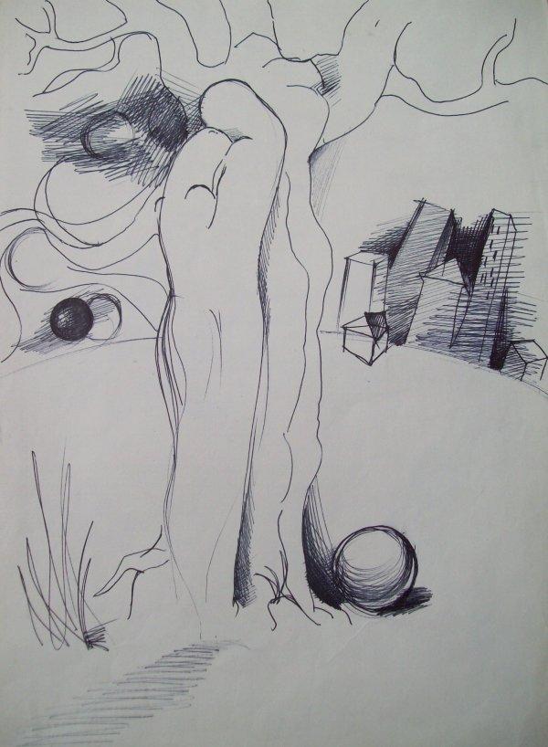 Lovers by Gallina Todorova