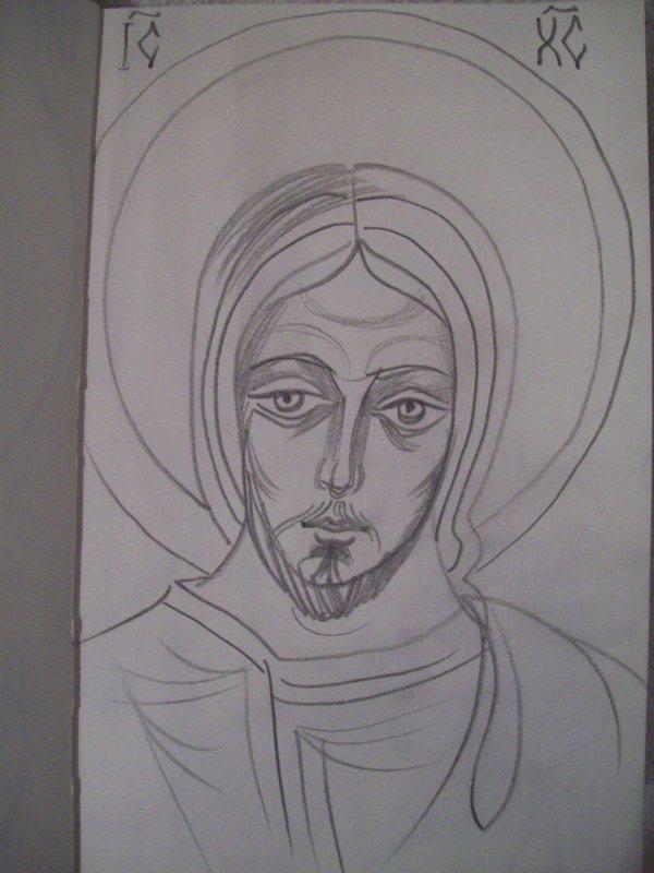 18 - Jesus Christ by Gallina Todorova