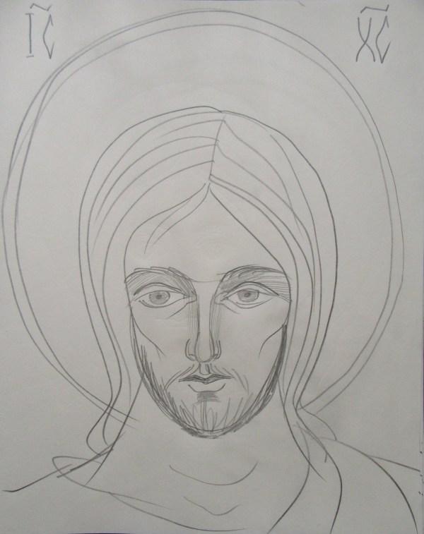 23 - Jesus Christ by Gallina Todorova