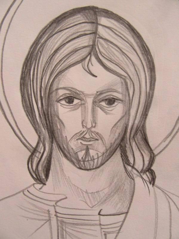 24 - Jesus Christ by Gallina Todorova