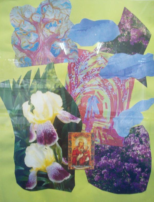 Lovers' Prayer by Gallina Todorova
