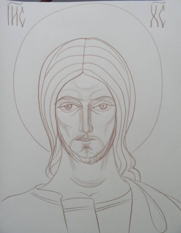 26 - Jesus Christ by Gallina Todorova