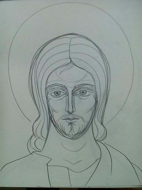 2 - Jesus Christ by Gallina Todorova