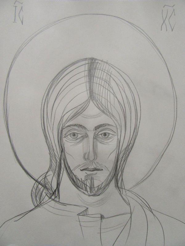 4 - Jesus Christ by Gallina Todorova