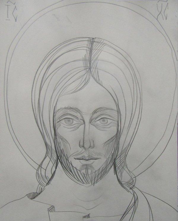5 - Jesus Christ by Gallina Todorova
