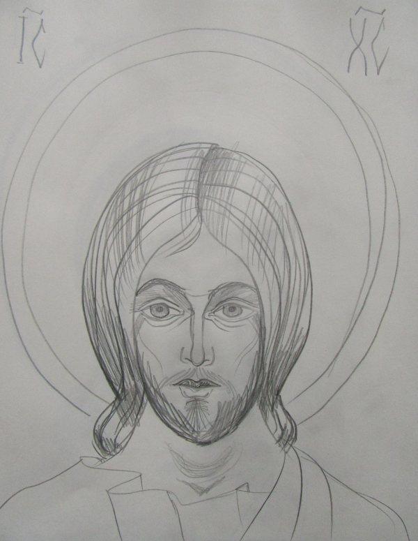 6 - Jesus Christ by Gallina Todorova