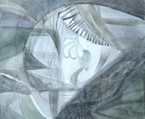 Pearl Shell 3 by Gallina Todorova