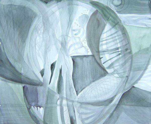 Pearl Shell 2 by Gallina Todorova