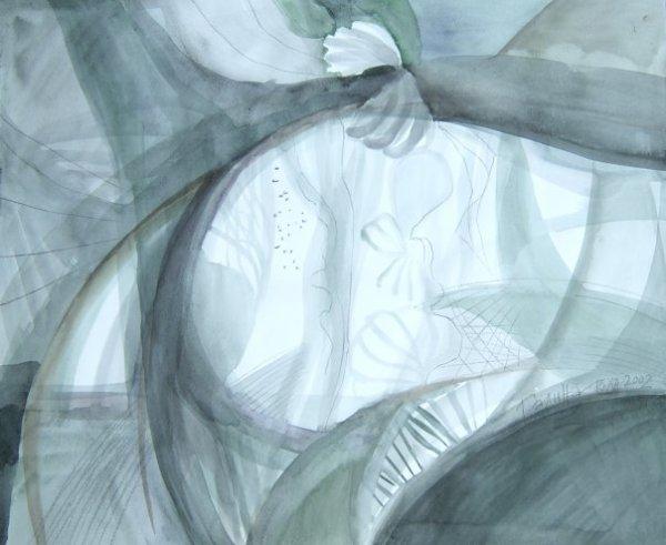 Pearl Shell 1 by Gallina Todorova