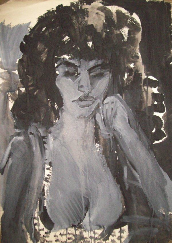 Model by Gallina Todorova