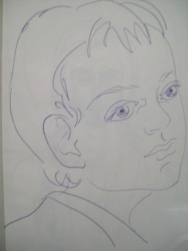 Venelina's son by Gallina Todorova