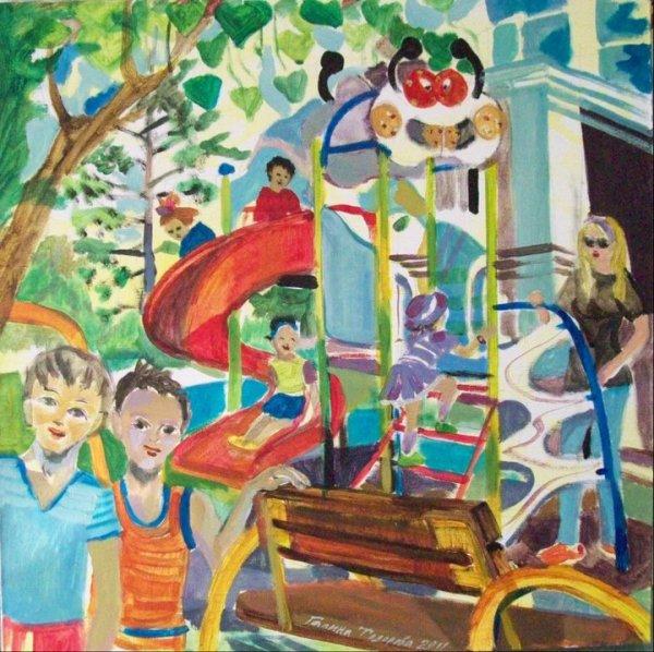 Kids by Gallina Todorova