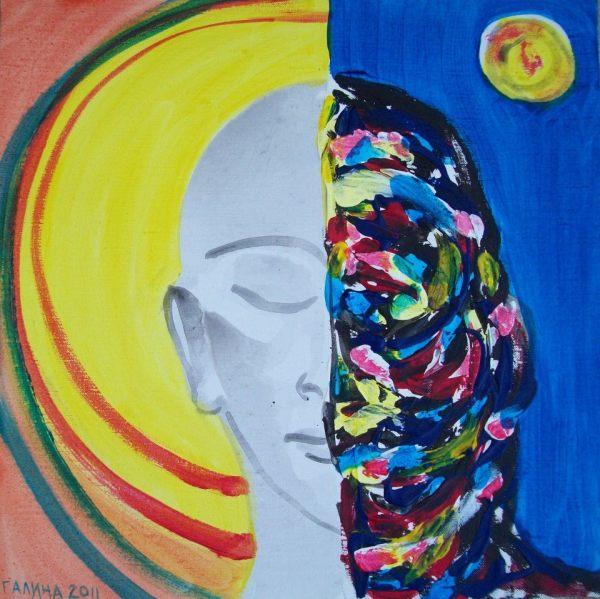 Inside Us - 1 by Gallina Todorova