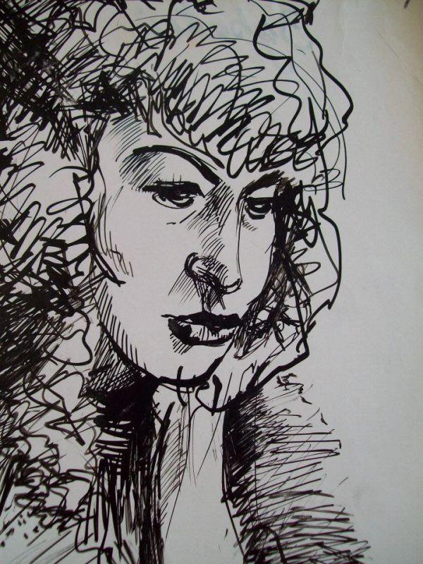 My cousin Dima by Gallina Todorova