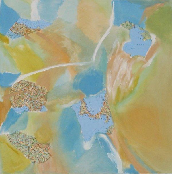Wings territory 3 by Gallina Todorova