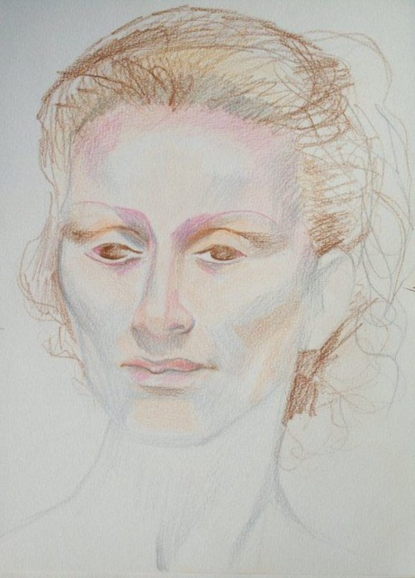 Sarah Herbert/ Female Model at the SLAG by Gallina Todorova