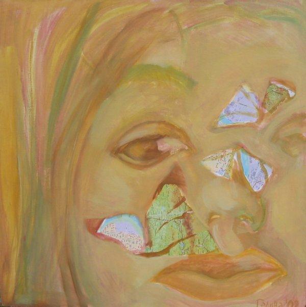Wings territory by Gallina Todorova