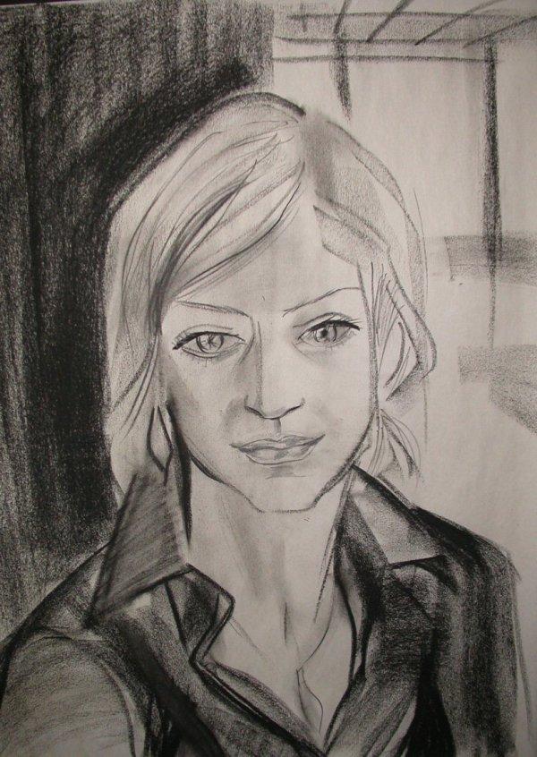 Christiane by Gallina Todorova