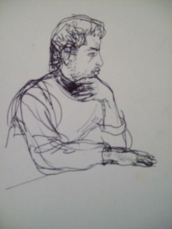 Hristo Genchev by Gallina Todorova
