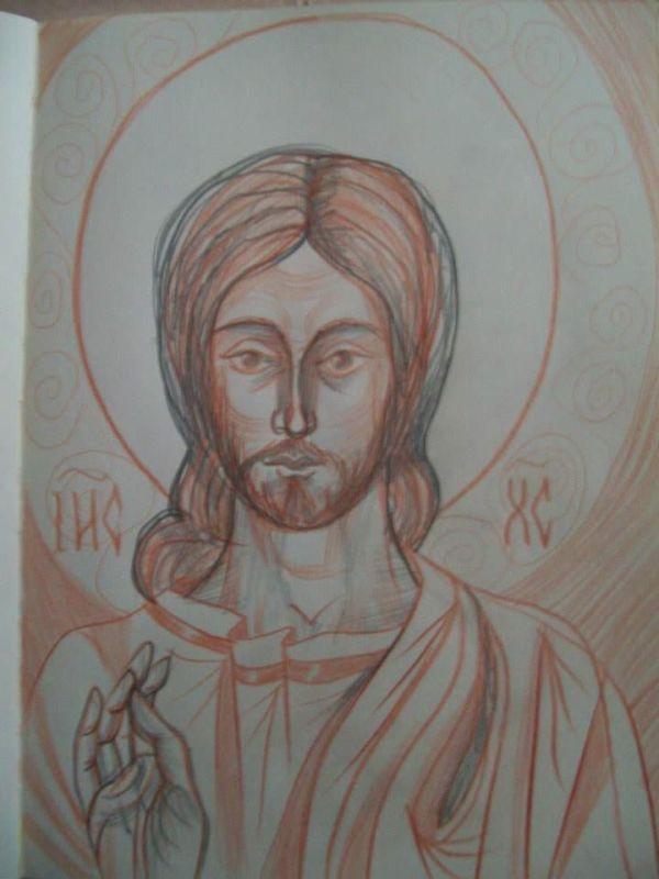 29 - Jesus Christ by Gallina Todorova