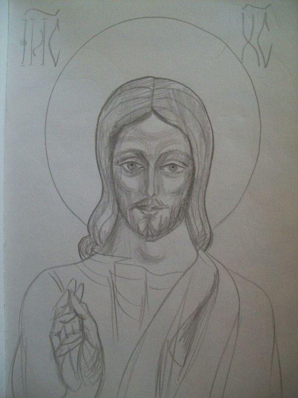 30 - Jesus Christ by Gallina Todorova