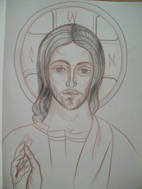31 - Jesus Christ by Gallina Todorova