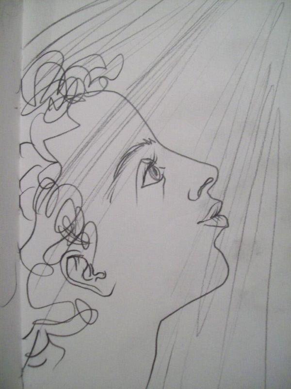 To see God's Light by Gallina Todorova