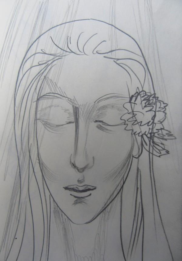 Maiden by Gallina Todorova