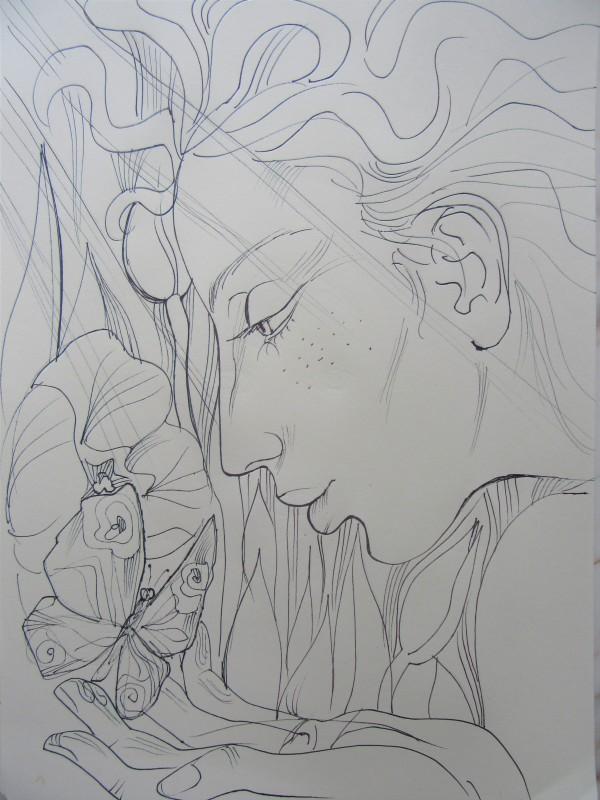 Tenderness by Gallina Todorova