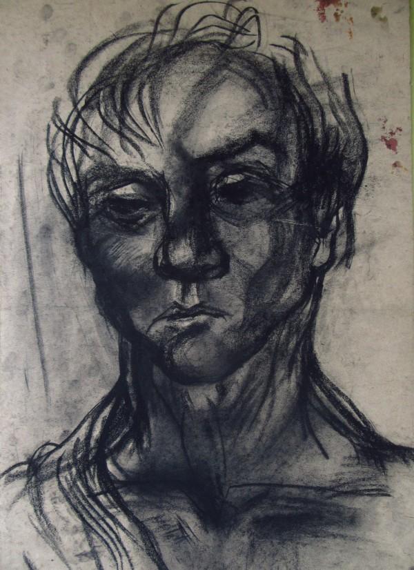 Worker by Gallina Todorova