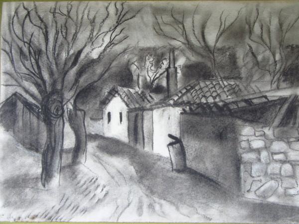 Suburbs 2 by Gallina Todorova