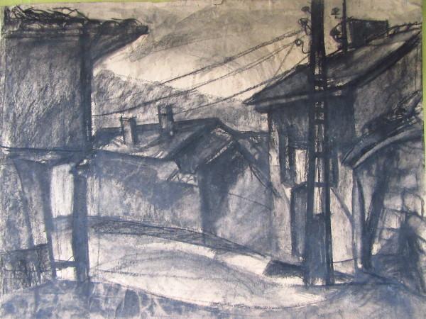 Suburbs 3 by Gallina Todorova