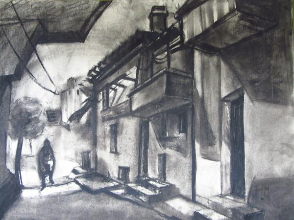 In Nessebar by Gallina Todorova