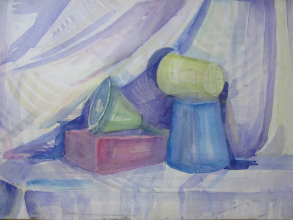 Still Life by Gallina Todorova